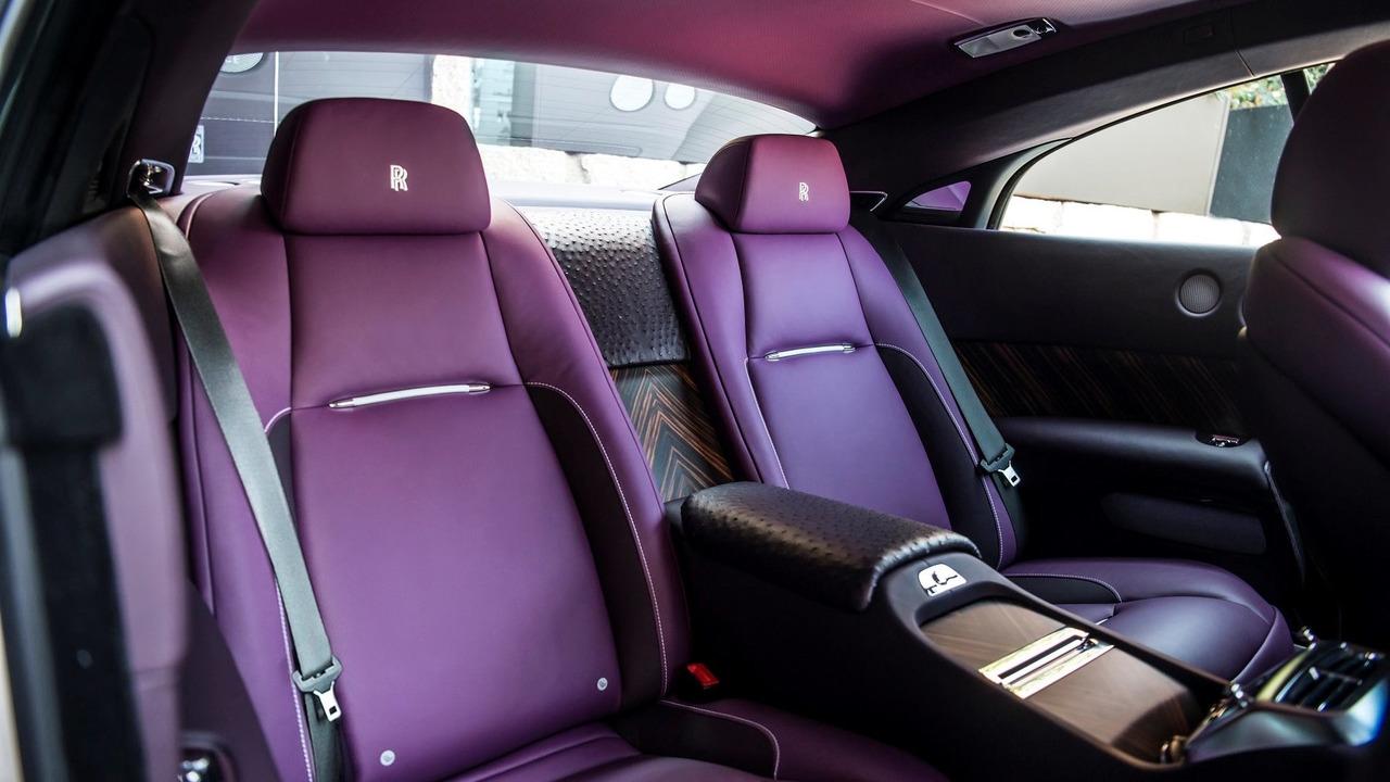 Rolls-Royce Dusk until Dawn collection