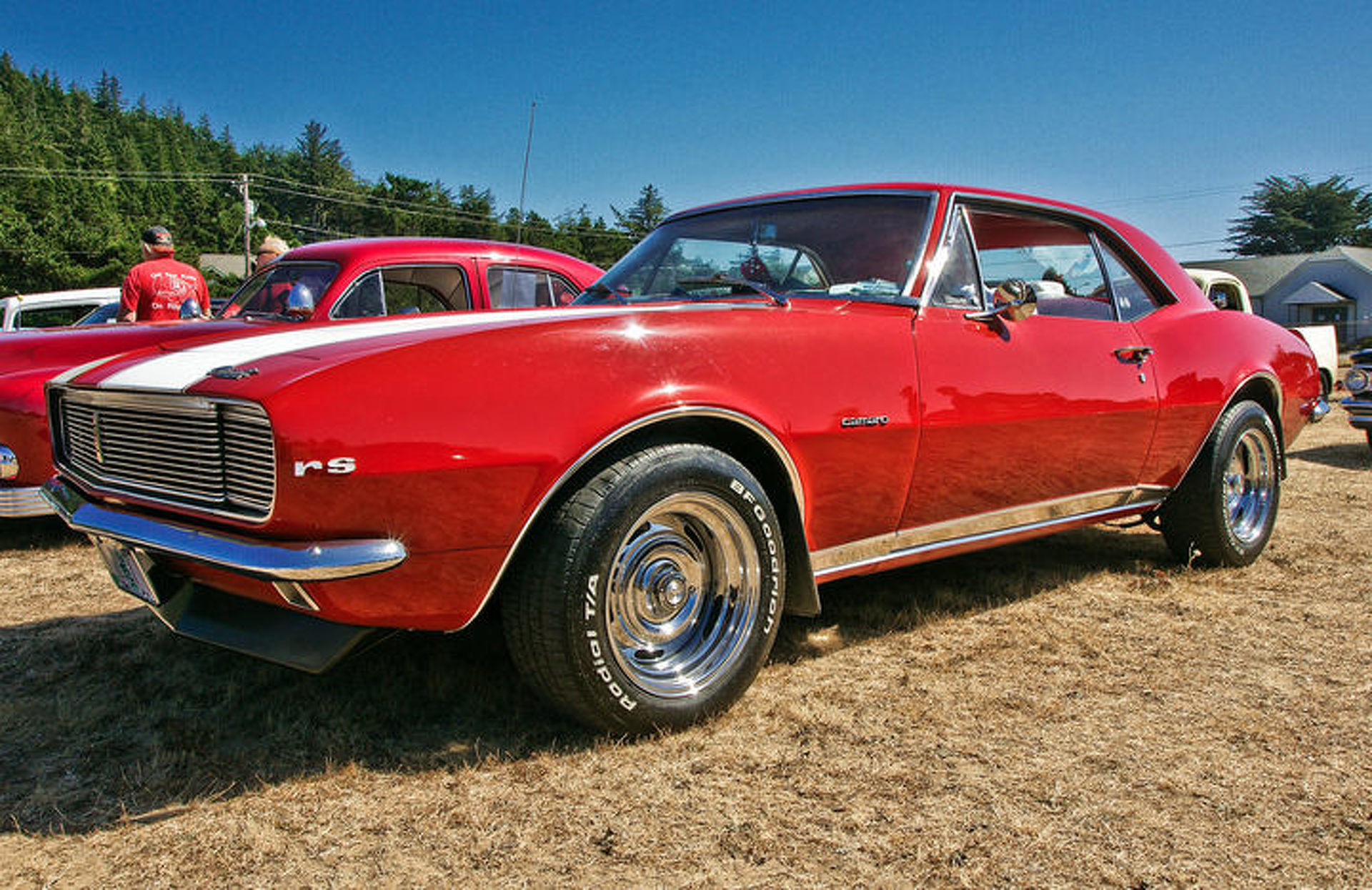 The 1967 Chevrolet Camaro: GM Rises to the Mustang's Challenge