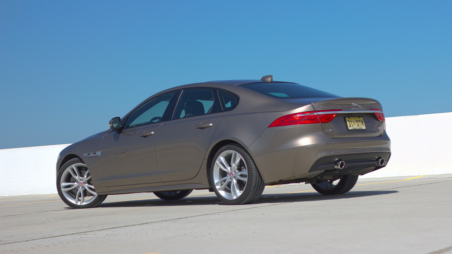 2016 Jaguar XF 35t R Sport RWD: Review