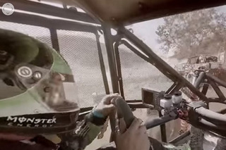 Take an Incredible Virtual Reality Tour of a Desert Off-Road Race