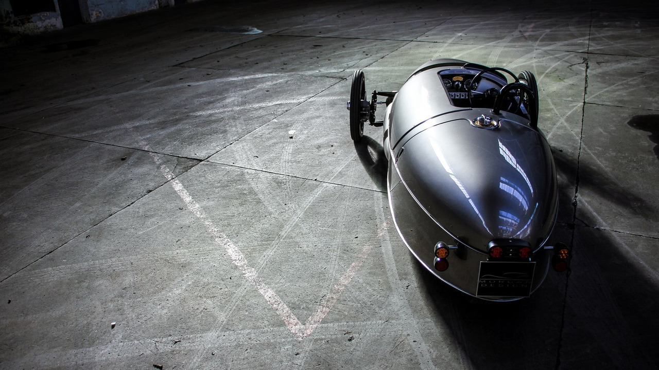 Morgan EV3
