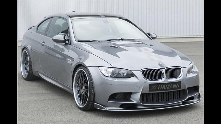 Donnergott: Hamann quetscht den BMW-V10 ins 3er Coupé