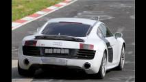 Audi R8 Facelift erwischt