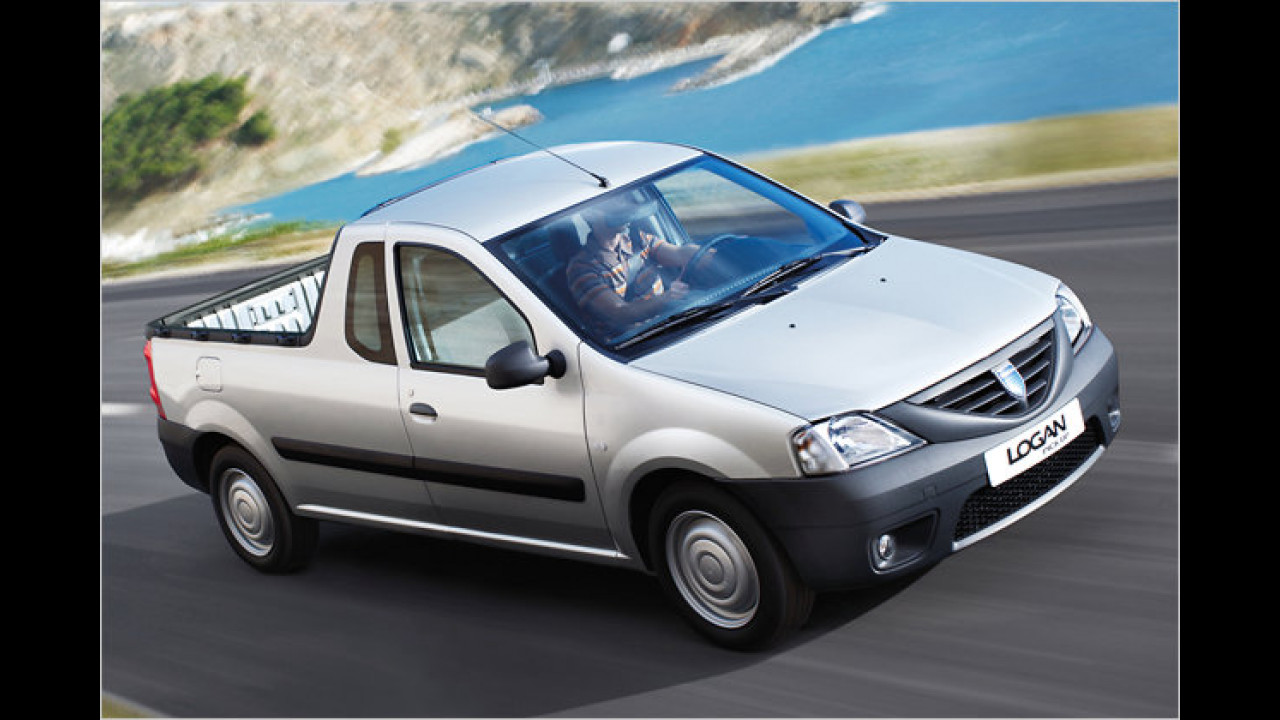 Dacia Logan Pick-Up 1.5 dCi 75 FAP Ambiance
