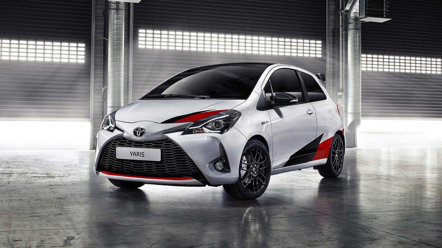 Toyota Allocates 1 In 4 New Yaris Hot Hatch To UK