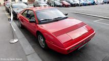 Ferrari felvonulás Budapesten