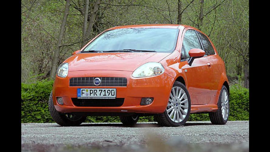 Fiat Grande Punto Sport: Kein Sportler, sondern ein Sparer