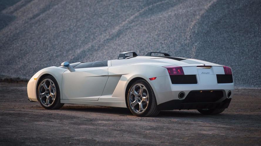 Lamborghini Concept S de 2006, a subasta