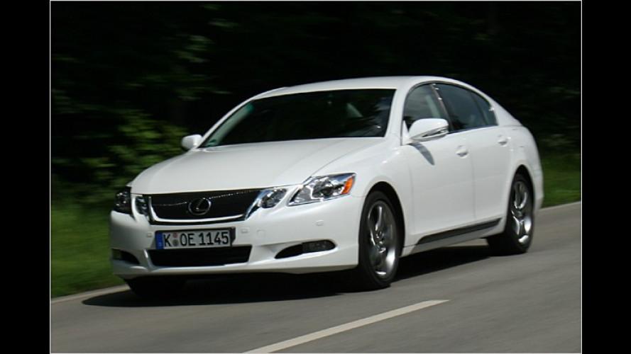 Noble Car: Lexus GS 460 Luxury Line im Test