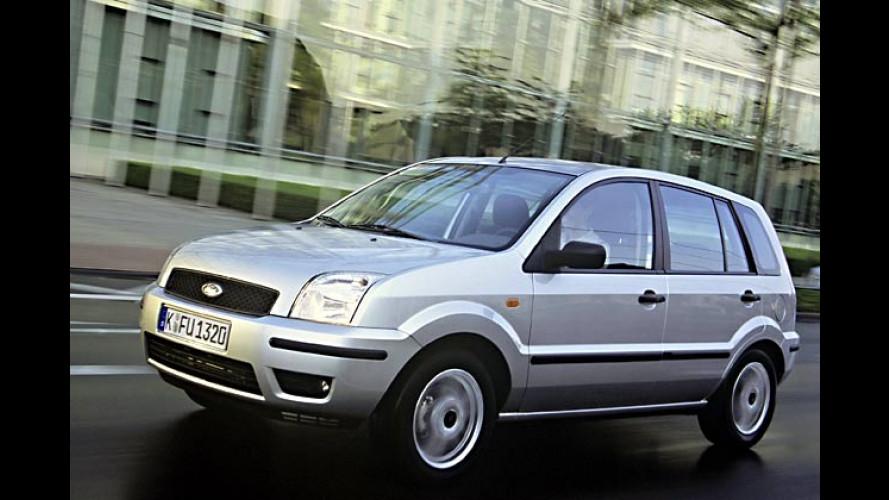 Ford Fusion: Neue Einstiegsmotorisierung jetzt erhältlich
