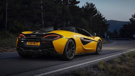 2018 McLaren 570S Spider Review: Topless Fun