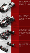 Honda Invisus Concept 2020