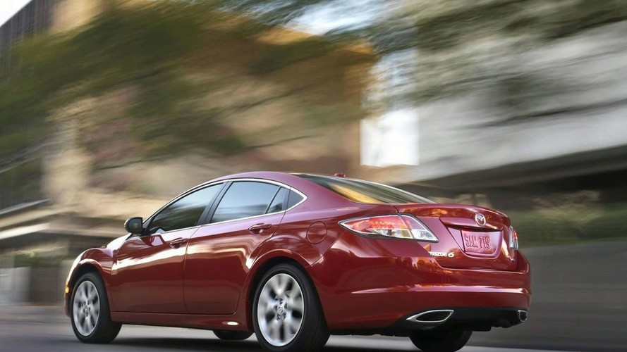 US Pricing for All-New Mazda6 Announced