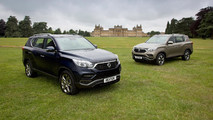 New 2018 Ssangyong Rexton revealed