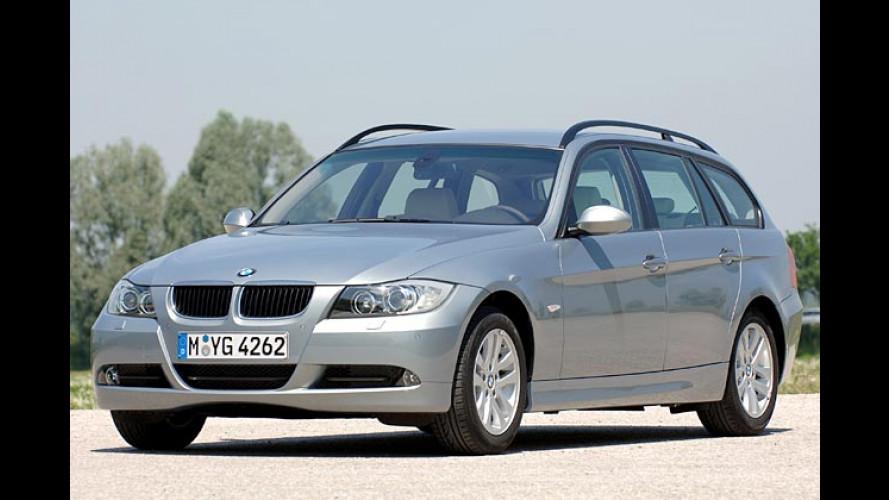BMW 320d Touring: Eleganter Lademeister mit cleveren Ideen