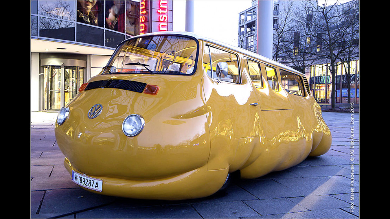 VW Curry Bus
