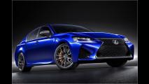 Lexus auf der Detroit Motor Show 2015