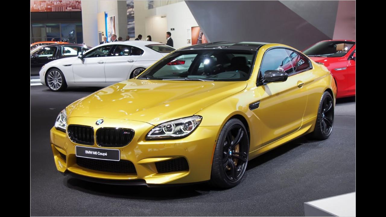 BMW 6er Facelift