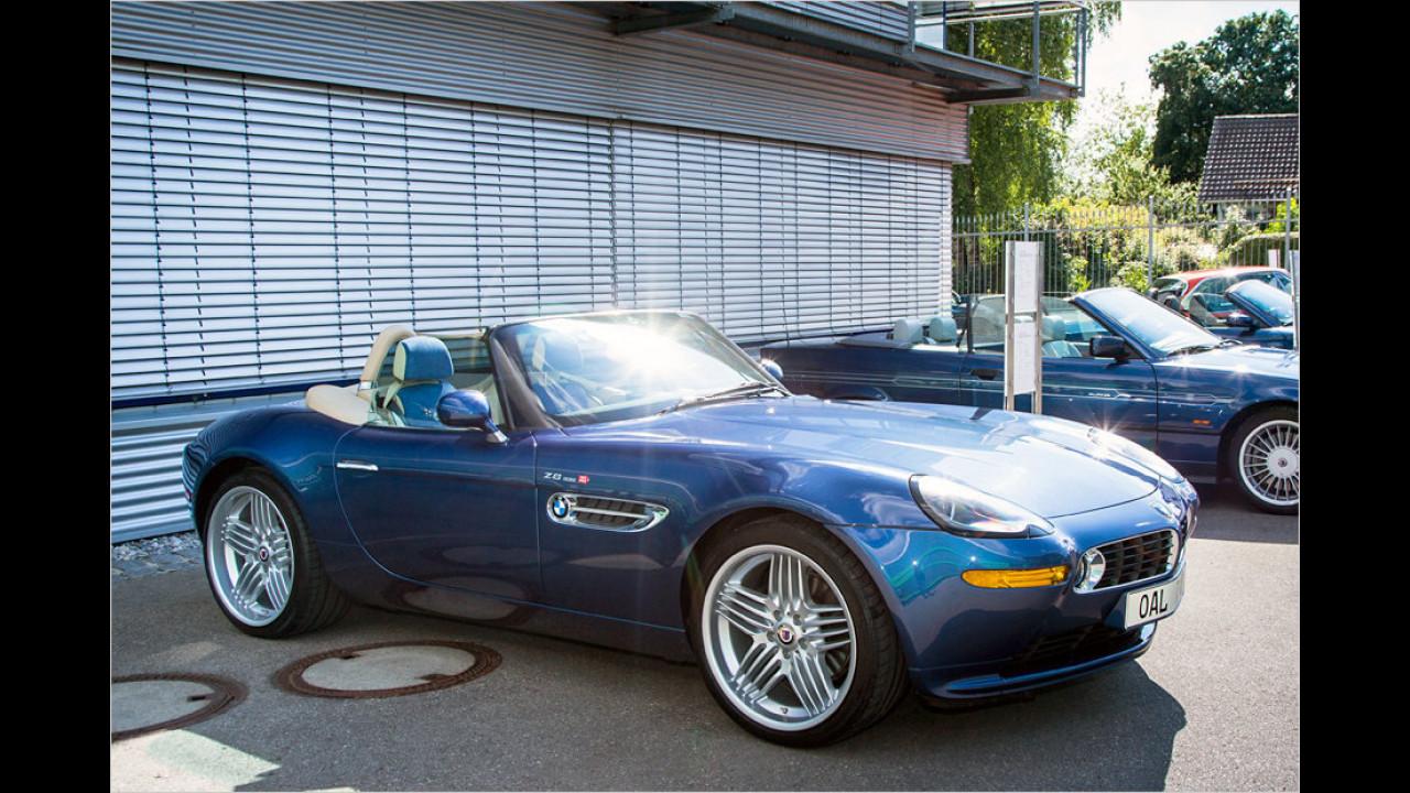 BMW Alpina Roadster V8