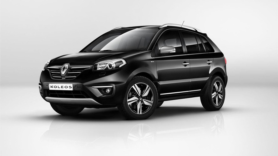 All-new Renault Koleos will be substantially bigger than current model