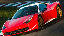 Edo Competition asking 285,000 EUR for one-off Ferrari 458 Italia Niki Lauda