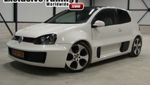VW Golf GTI W12 Concept body kit by Exclusive Tuning Worldwide - low res