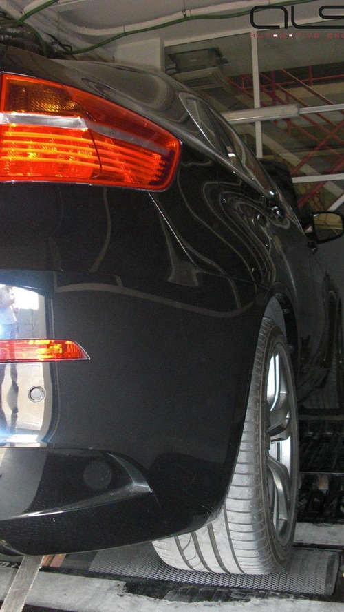Alsa Engineering pulls 724 HP out of BMW X6 M with upgraded turbos [video]