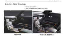 Mercedes-Benz SLS AMG Gullwing US dealer ordering guide