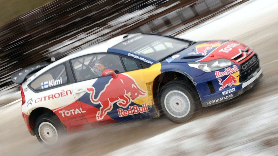 Also Horner admits Raikkonen to Red Bull 'interesting'