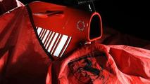 Ferrari F2009 teaser