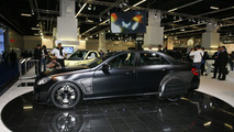 Brabus E V12 at 2009 Frankfurt Motor Show