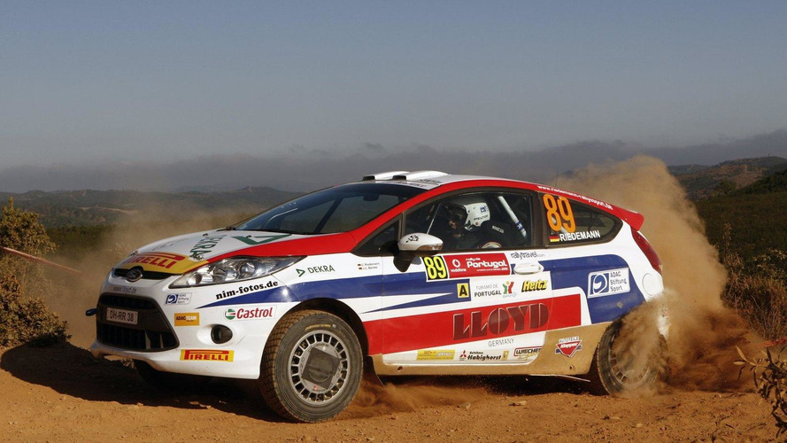 Ford Fiesta R2 rally kit for U.S.