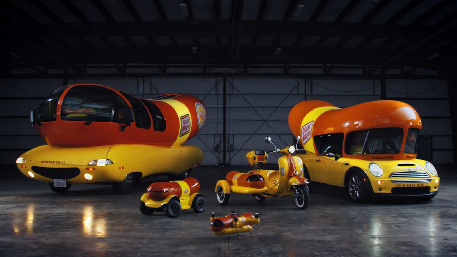 Oscar Mayer Wieners Up To Create Epic Wienerfleet