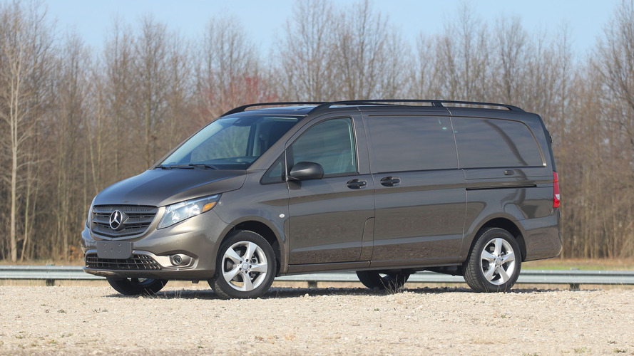 2017 Mercedes-Benz Metris Review: Sharp-Dressed Van