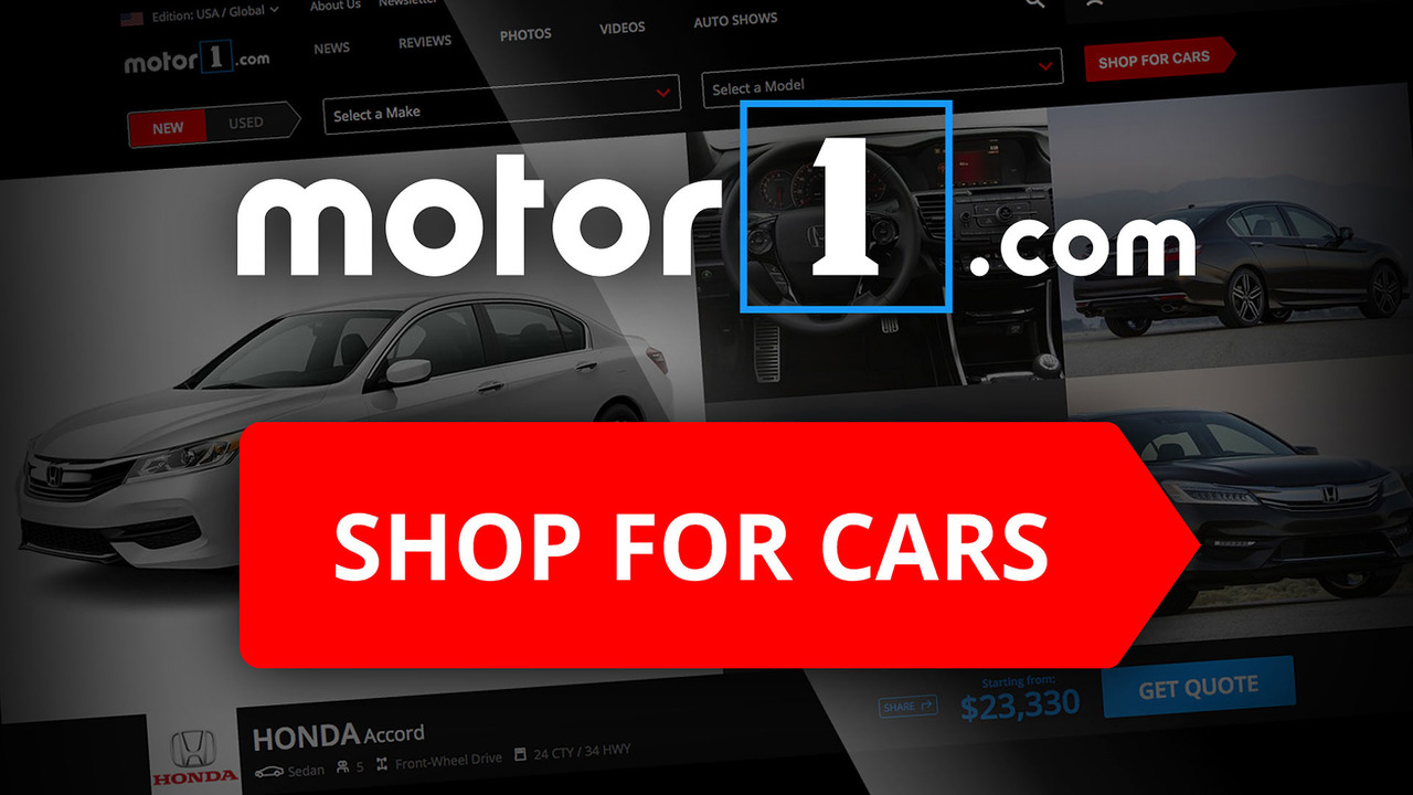 Shop for cars Motor1