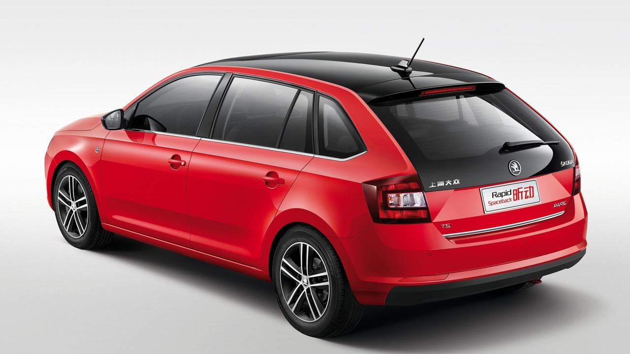 2013 Skoda Rapid Spaceback