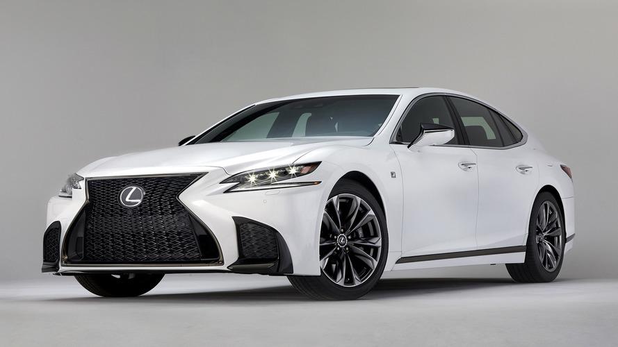 Lexus Exec Says Saloons Must Evolve Or Die