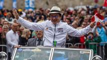Jackie Chan compara Le Mans con recibir un Oscar