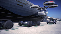 Italdesign and Airbus Pop Up