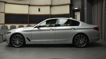 2017 BMW 540i Sport Line at Abu Dhabi Motors