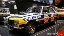 Peugeot au Salon Rétromobile 2017