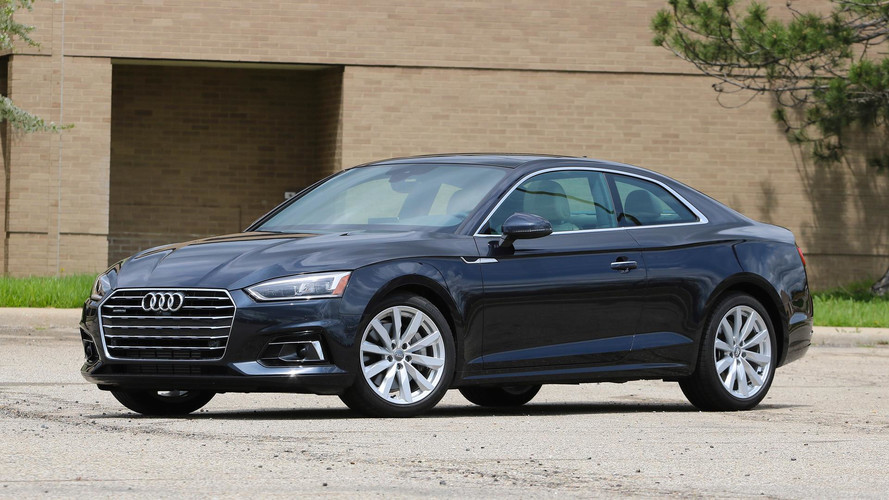 Audi A4, A5 Gas Models Hit With Europe-Wide Stop-Sale Order