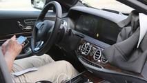2017 Mercedes S-Class Spy photo