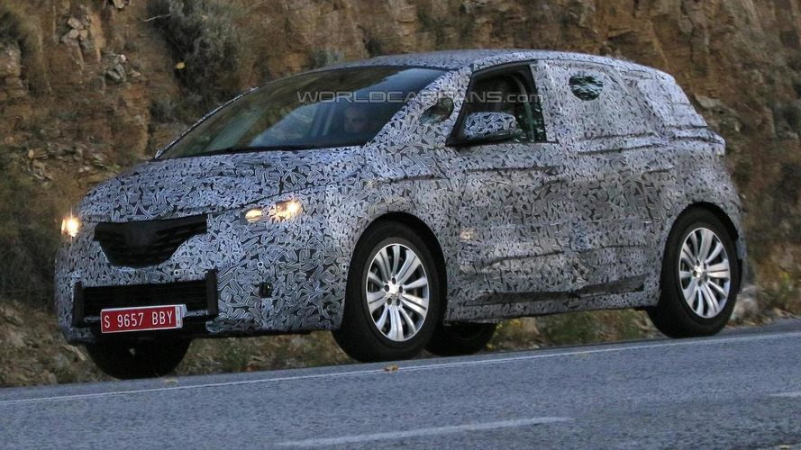 2016 Renault Scenic rumored for Geneva debut