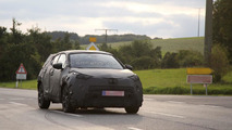 2016 Toyota C-HR production version spy photo