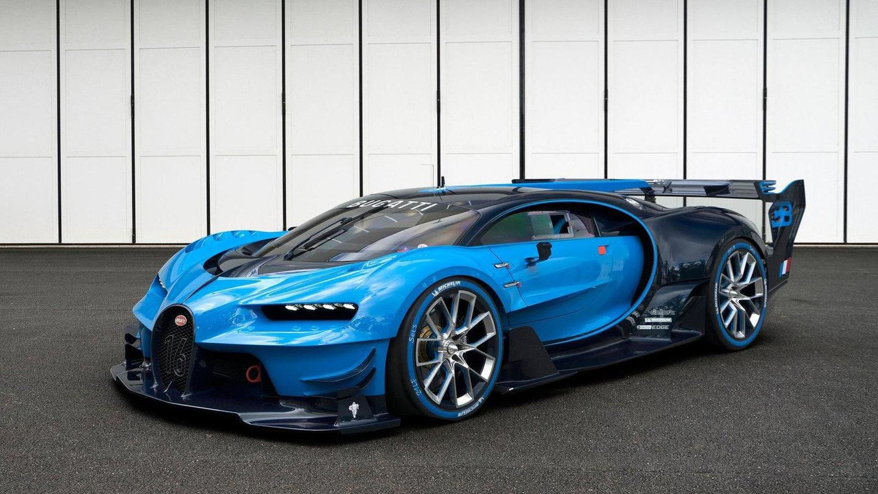 Set Of Spare Tires For The Bugatti Vision GT Cost $93,000 Chiron Bugatti Vision Gt on mitsubishi gt vision, subaru viziv gt vision, renault alpine gt vision, bmw gt vision,