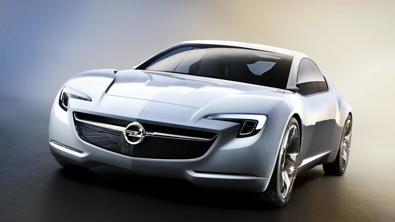 Opel Flextreme GT/E Concept - 29.6.2011
