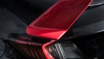 Honda Civic Type R Black Edition