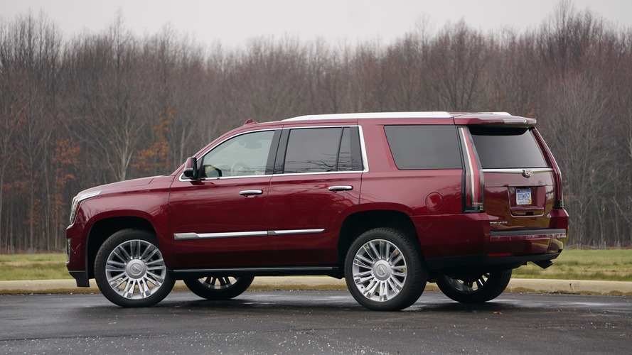 Cadillac Escalade Gets $5K Discount To Undercut Lincoln Navigator
