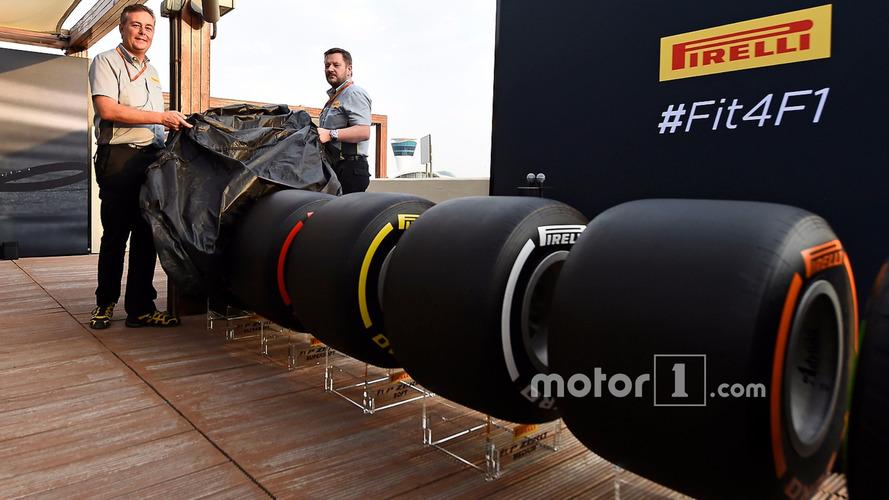 Pirelli Announces First F1 Tire Choices Of 2018